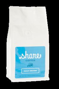 Daily Driver coffee bag