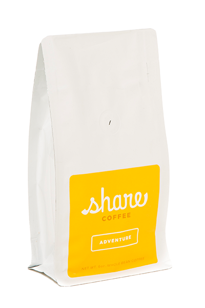 adventure yellow bag